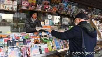 Edicole aperte pure domani (domenica 29 marzo), sono 75 a Trieste e dintorni e 54 fra Gorizia e provincia ECCO L'ELENCO - Il Piccolo