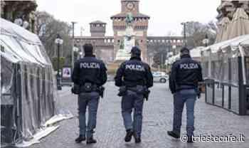 Controlli Coronavirus a Trieste, altre 18 sanzioni nelle ultime 24 ore - triestecafe.it