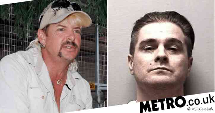Netflix's Tiger King: Joe Exotic's ex-husband hidden from series is now convicted paedophile in prison for murder