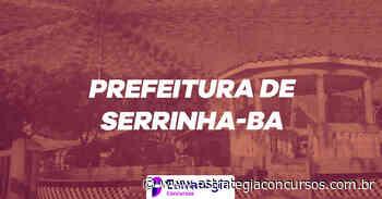 Prefeitura de Serrinha: retificação altera cronograma - Estratégia Concursos