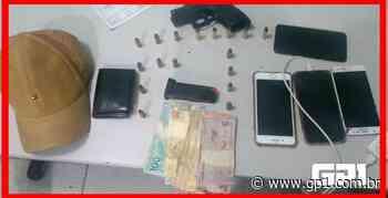 Quatro pessoas são presas com arma de fogo e munições em Teresina - GP1