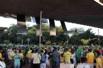 Organização cancela ato 'Volta, Brasil' marcado para este sábado (28) em Teresina - G1