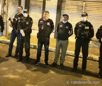 Polícia Civil faz operação nas zonas comerciais de Teresina - Cidadeverde.com