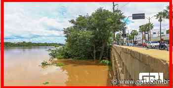 Nível do Rio Parnaíba atinge cota de alerta nesta sexta em Teresina - GP1
