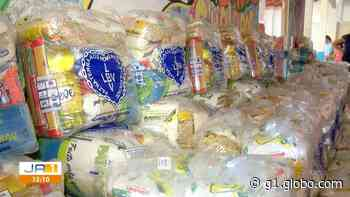 Prefeitura de Teresina arrecada alimentos para serem doados a trabalhadores autônomos - G1