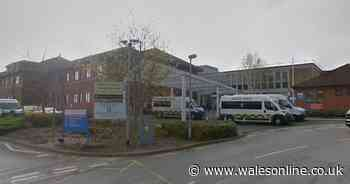 Hospital consultant dies after getting ill while helping patients