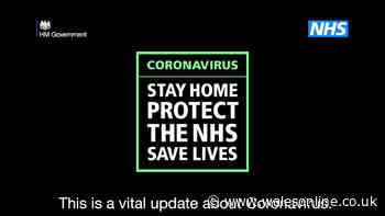 NHS consultant, 55, dies after testing positive for coronavirus