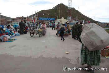 Ciudadano pide autorización para viajar desde Desaguadero hasta Ayaviri porque se quedaron varados por el estado de emergencia - Pachamama radio 850 AM