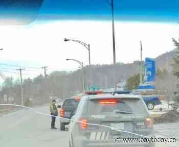 Quebec police set up at Ontario-Quebec border in Temiscaming - BayToday