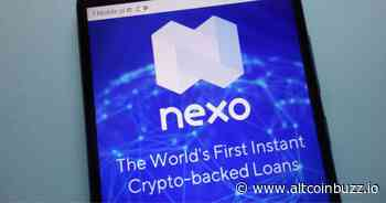 Nexo Extends Loan Scheme - Product Release & Updates - Altcoin Buzz