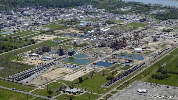Ascension chemical plant employee found dead in PVC unit overnight