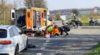 STADTSPIEGEL aktuell: Motorradfahrer schwer verletzt - Rettungshubschrauber in Sprockhövel - Lokalkompass.de