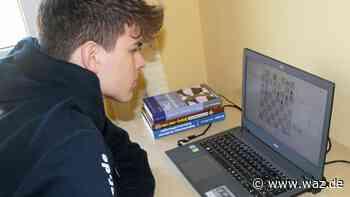 Hattingen: Schachspieler messen sich in Coronakrise online - WAZ News