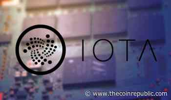 IOTA (MIOTA) Saved By The Crucial Support Of $0.1440 - The Coin Republic