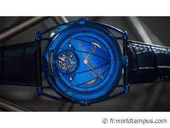 De Bethune - Le bleu dans tout son éclat - Style & Tendance - WorldTempus