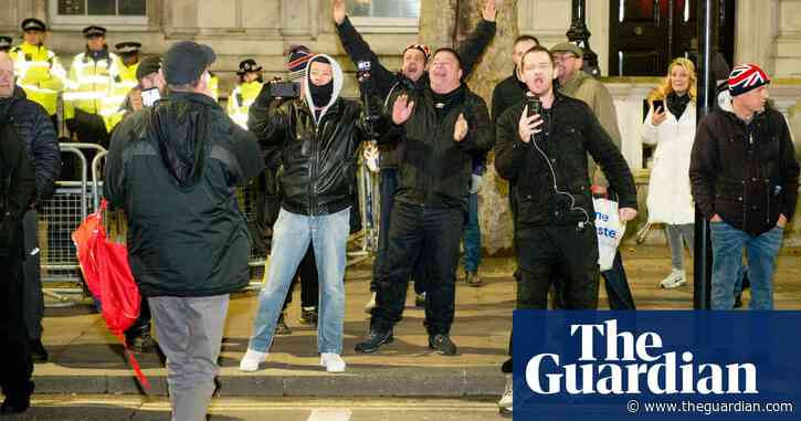 Threat from far-right may be receding since Tories' election victory