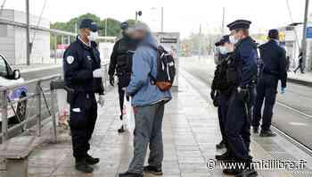 Coronavirus à Montpellier : contrôle de police dans le quartier Mosson - Midi Libre