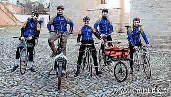 Montpellier : les livraisons à vélo, ça roule pour les coursiers de la ville - Midi Libre