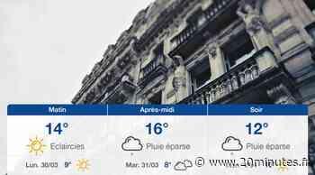 Météo Montpellier: Prévisions du dimanche 29 mars 2020 - 20minutes.fr