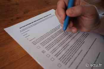 Près de Montpellier : les attestations de déplacement mises à disposition par la mairie ont été dévalisées - actu.fr