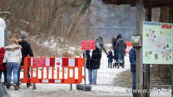 Bad Urach Corona: Wasserfallsteig bei Uracher Wasserfall wegen Corona gesperrt - SWP