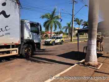 Porecatu adota barreira sanitária para 'segurar' Covid-19 - Folha de Londrina