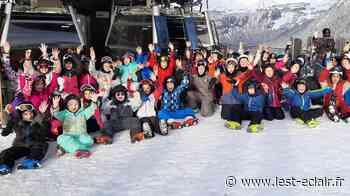 À Morzine, ski, contes et boum - L'Est Eclair