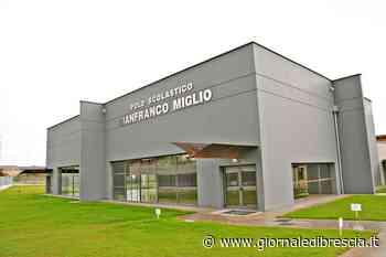Adro, investimento da 3,5 milioni di euro per il polo scolastico - Giornale di Brescia