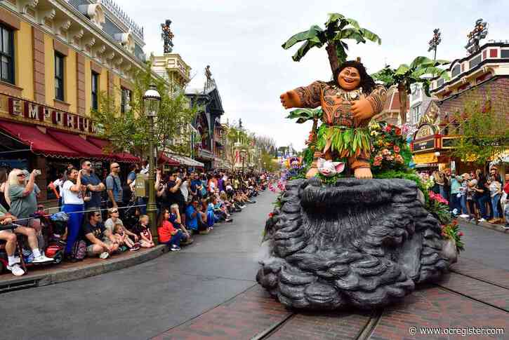 Virtual parade brings Disneyland's Magic Happens home during coronavirus closure