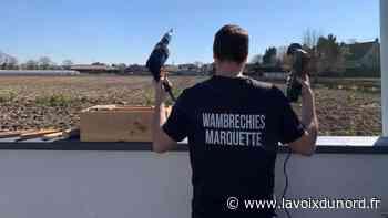 Pendant le confinement, au Badminton Wambrechies Marquette, on reste sérieux… ou presque - La Voix du Nord