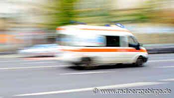 Zwei Verletzte bei Unfall in Olbernhau - Radio Erzgebirge