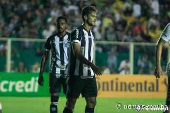 Entrevista: Paulo Ricardo, volante do Figueirense - ND - Esportes