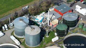 Heftige Erschütterungen: Explosion in Biogasanlage bei Elsterwerda - Lausitzer Rundschau