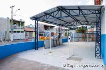 Escolas e creches de Itupeva passam por reformas e manutenções durante recesso escolar - Itupeva Agora