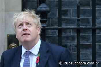 Boris Johnson está infectado com o coronavírus - Itupeva Agora