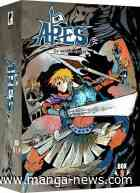 Vol.3 Ares - Le soldat errant - Box - Manga - Manga-news