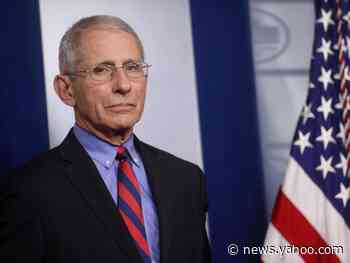 Fauci says that lifting lockdowns is 'a matter of weeks' and depends on the availability of 15-minute coronavirus testing