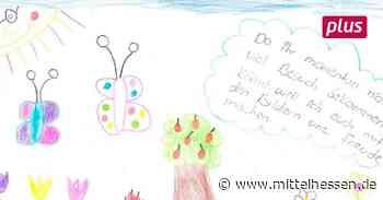 Lennard aus Dautphetal malt für Senioren in Biedenkopf - Mittelhessen