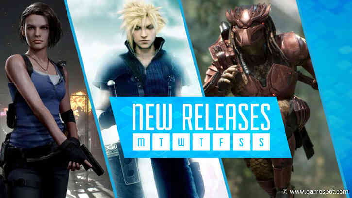 Top New Games Releasing On Switch, PS4, Xbox One, And PC This Month -- April 2020