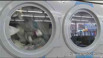 Laundromats remain open during coronavirus crisis, with precautions