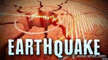 Minor earthquake hits Medina