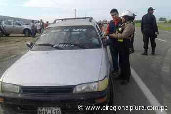 Realizan operativos de transporte en vías Piura- Paita - Sechura - elregionalpiura.com.pe