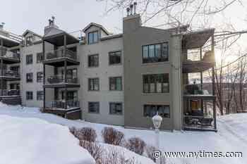 176 Ch. Au Pied-de-la-Montagne, Apt. 101, Mont-Tremblant, QC - Home for sale - The New York Times