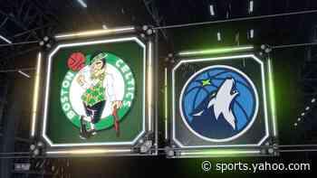 Celtics-Timberwolves simulation: Jaylen Brown's heroics help C's extend win streak
