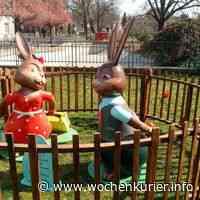 Coswig schmückt (sich) für Ostern - WochenKurier