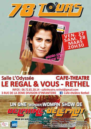 78 Tours - Le Régal & vous - Salle L'Odyssée, Rethel, 08300 - Sortir à France - Le Parisien Etudiant