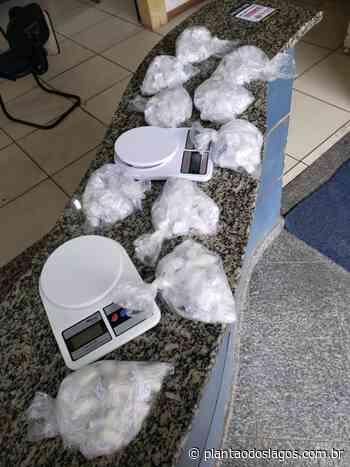 Operação contra o tráfico de drogas prende oito em Iguaba Grande - Plantão dos Lagos