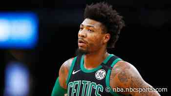 Marcus Smart announces he recovered, cleared of coronavirus