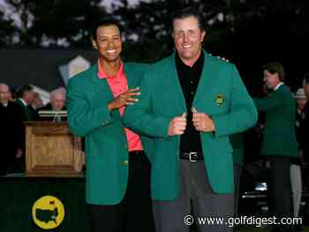 Tiger's toughest defeat, a septuple-bogey 10 at Rae's Creek and the best of Phil: The 2006 Masters Rewatch - Golf Digest