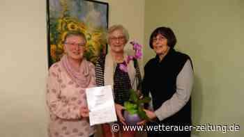Landfrauen geehrt | Rockenberg - Wetterauer Zeitung